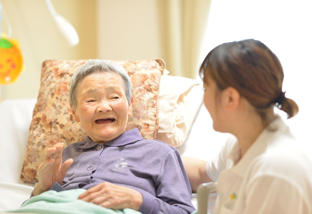 【介護スタッフ/宇都宮市】 特別養護老人ホーム はりがや (正社員)のイメージ画像