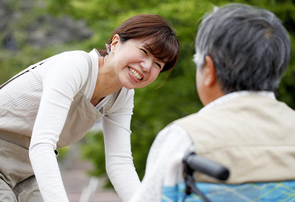 【介護職/浜松市中区】  ディサービス  なでしこ (パート)のイメージ画像