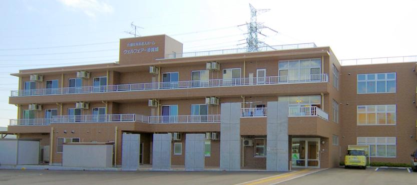 【介護職/多賀城市町前】介護付有料老人ホーム ウェルフェアー多賀城(正社員)の画像1