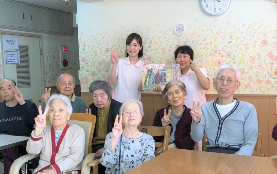 【介護職・ヘルパー/松原市】 有料老人ホーム 雅苑 (パート)の画像1