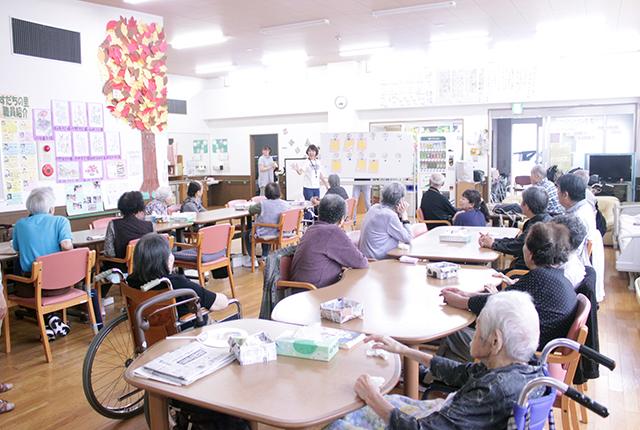 【介護職・ヘルパー/仙台市若林区】 デイサービスセンターすだちの里(正社員)の画像1