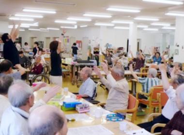 【支援相談員/名取市】介護老人保健施設なとり (正社員)の画像1