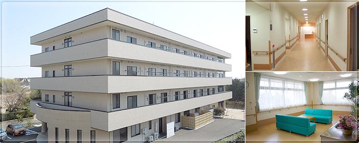 【介護職・ヘルパー/浜松市西区】  経費老人ホーム  ケアハウス花 (正社員)の画像1