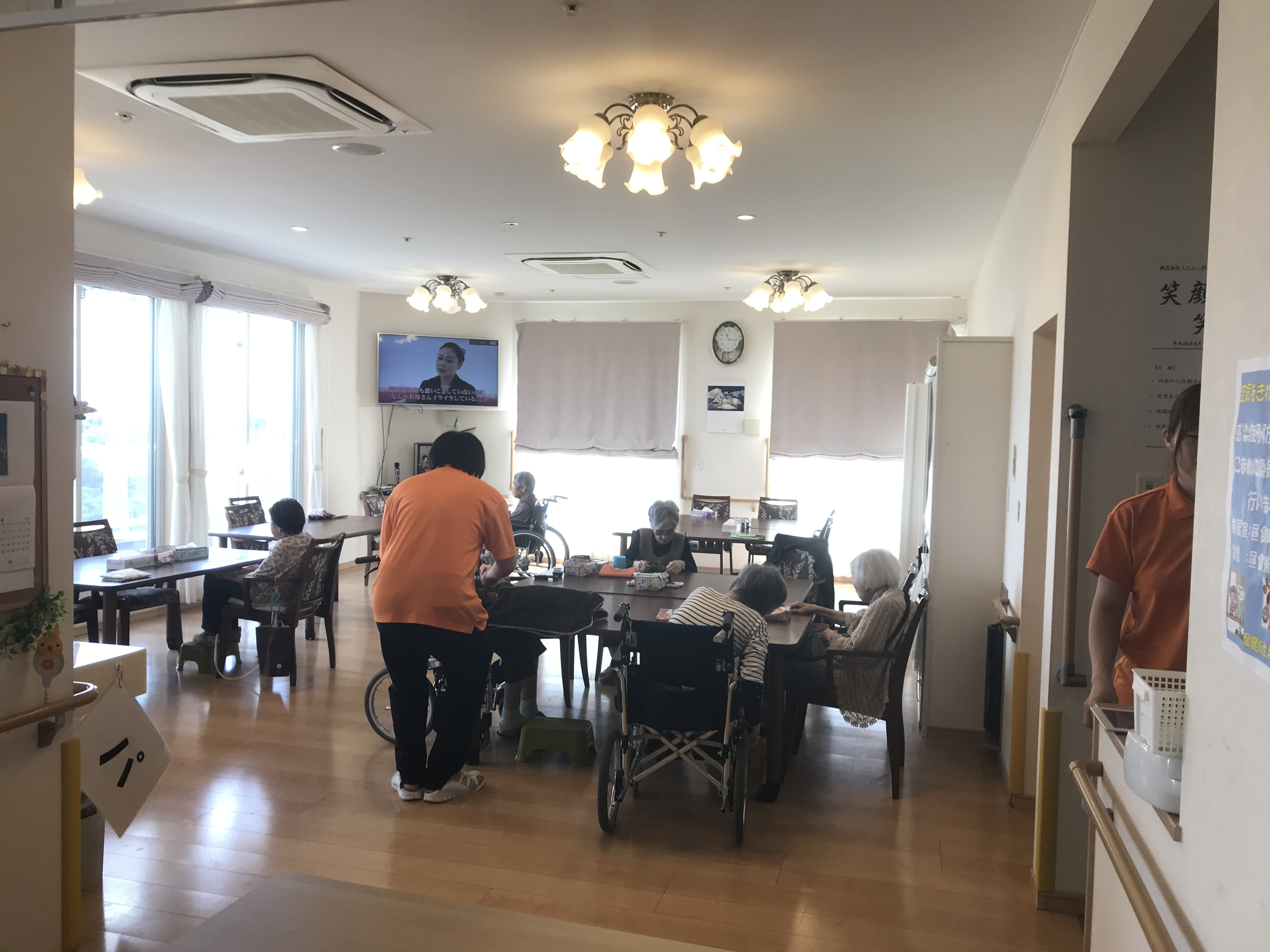 【介護職/名取市】 介護付き有料老人ホーム 暖暖の里仙台南 (正社員)の画像2