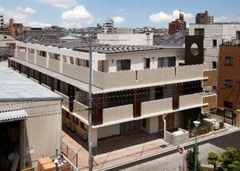 【介護職・ヘルパー/大阪市住吉区】 大領地域の家 グループホームであい (パート)の画像1