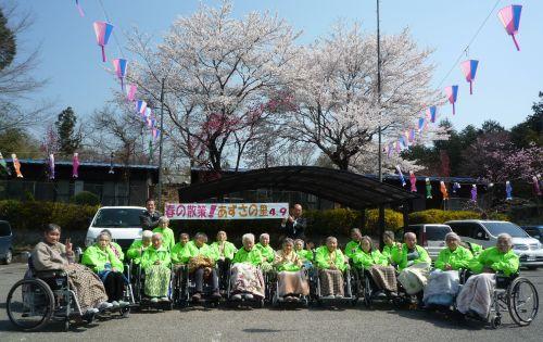 【介護スタッフ/栃木市】 特別養護老人ホーム あずさの里 (正社員)の画像1