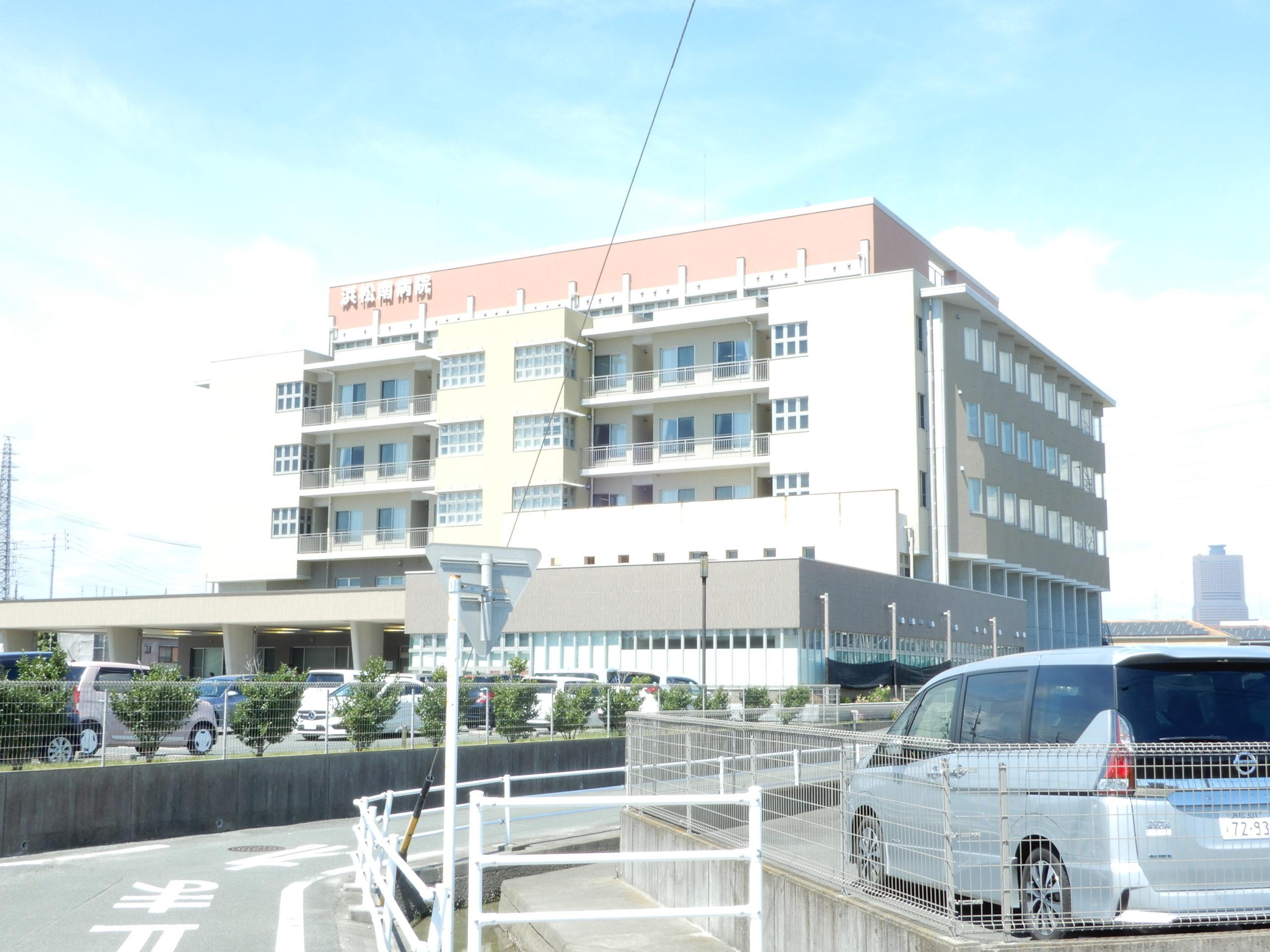 【介護職/浜松市南区】 病院・クリニック  浜松南病院 (正社員)の画像1