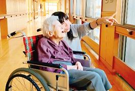 【介護職/袋井市】  特別養護老人ホ-ム  ディアコニア (パート)の画像1