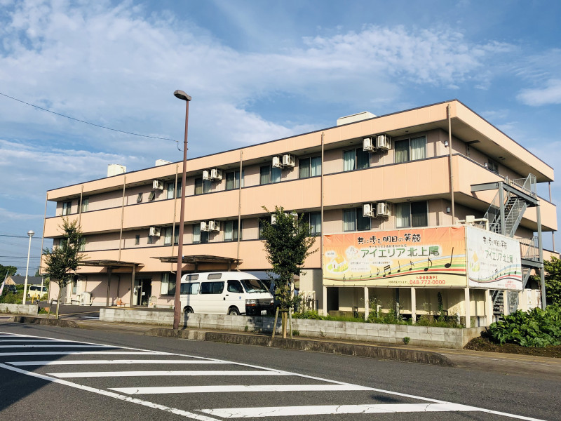 【介護職・ヘルパー/上尾市】  アイエリア北上尾 (正社員)の画像1