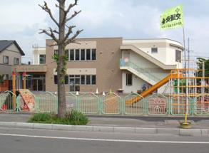 【介護職/旭川市】  保育所 末広保育園 (正社員)の画像1