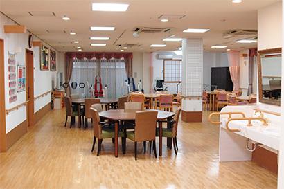 【介護職/大阪市東住吉区】 デイサービス ゆめ長居公園 (正社員)の画像1
