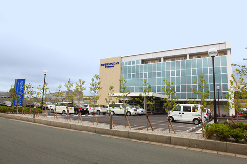【看護職/浜松市中区】 病院・クリニック  さなるサンクリニック (正社員)の画像1