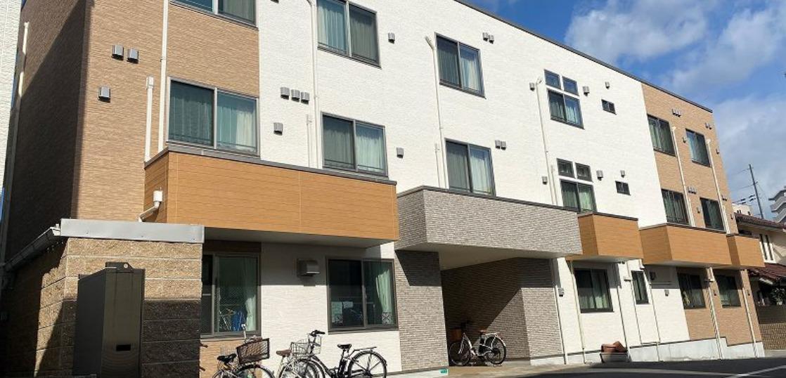 【介護職/大阪市平野区】 サービス付高齢者向け住宅 いろは (正社員)の画像1