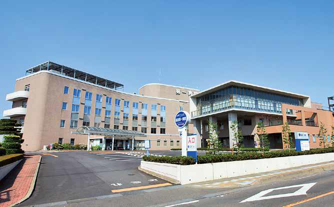 【看護職/八尾市】病院 厚生会第一病院 (パート)の画像1
