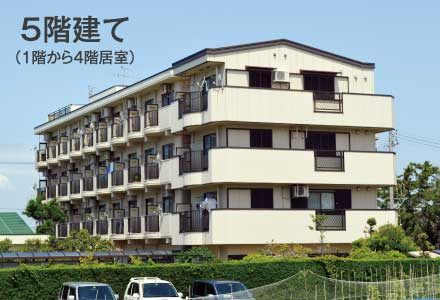 【事務職/浜松市南区】 有料老人ホーム  フルオブライフ砂丘 (パート)の画像1