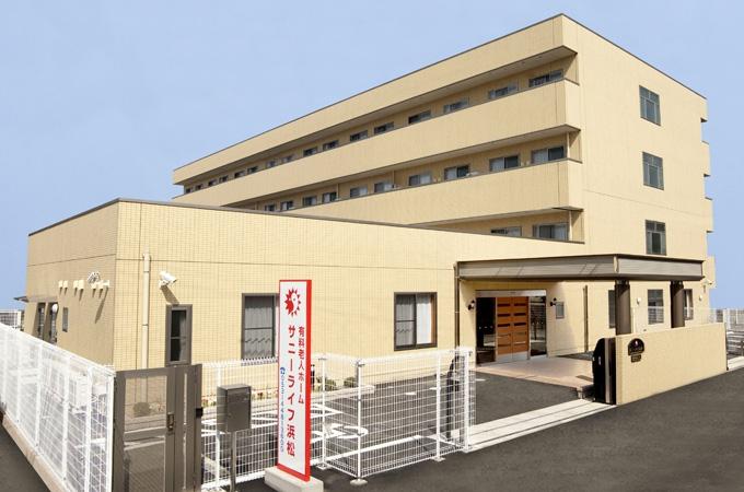 【事務員/浜松市西区】 有料老人ホーム  サニーライフ浜松 (正社員)の画像1